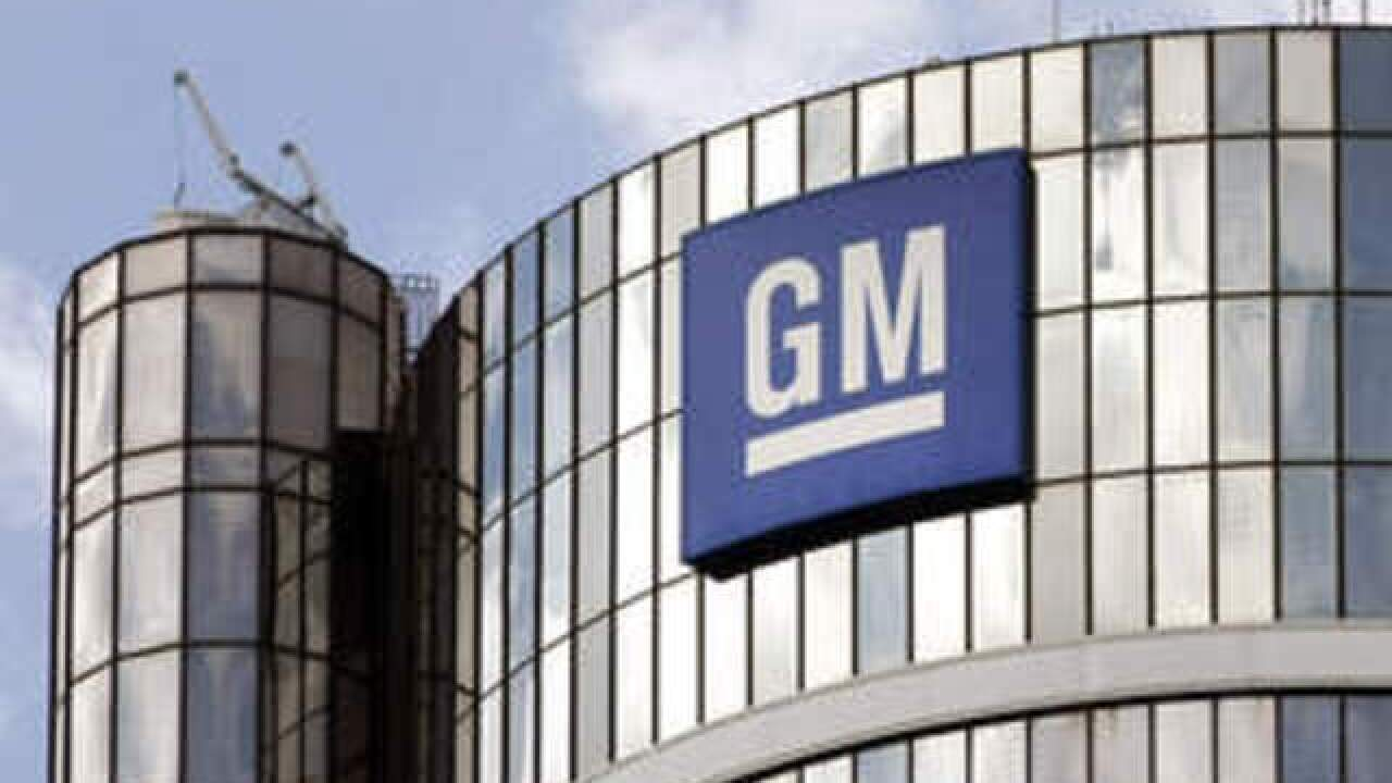 Trial set on GM ignition switch recall issues
