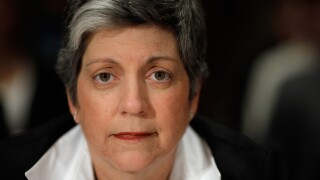 Napolitano Testifies At Senate Hearing On Border Security