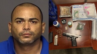 Florida deputies seize enough fentanyl to kill nearly 40,000 people during traffic stop
