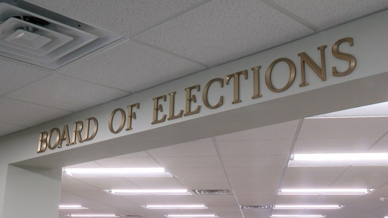 New York state and local election boards looking for more poll workers