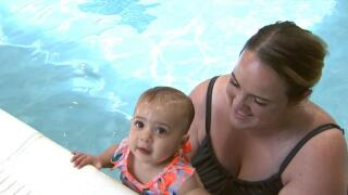 Swimming safety: Early lessons cut risk