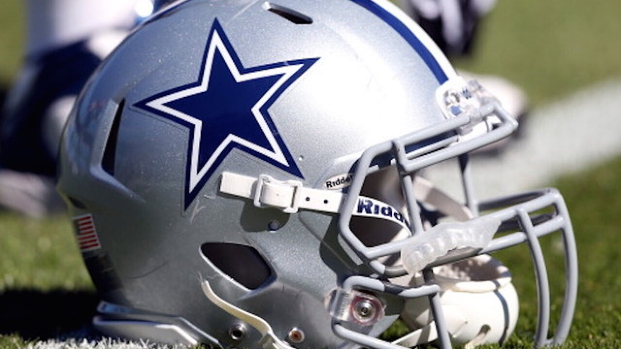 NFL: Cowboys cannot wear memorial decal for fallen police officers