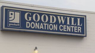 goodwil sign