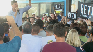 Beto O'Rourke in Arizona 10-6-19