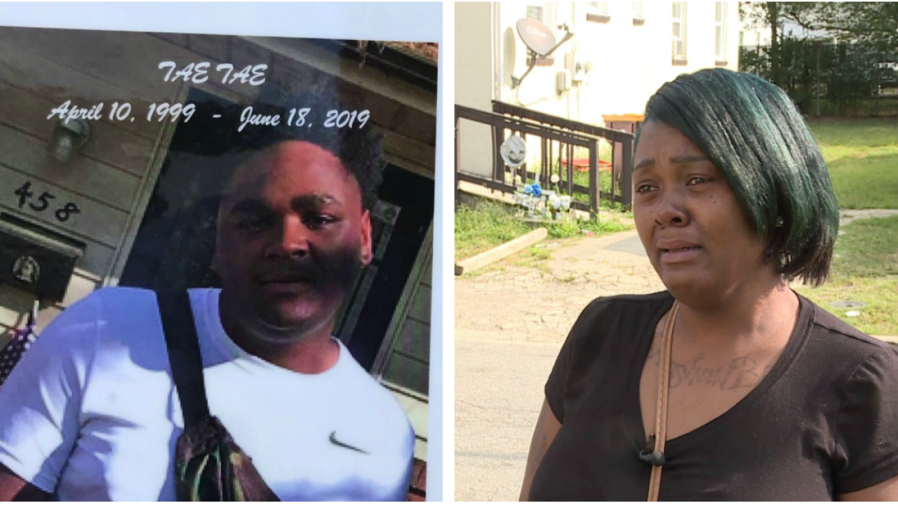 Mother, girlfriend of 20-year-old murdered in Petersburg plead for justice: 'my family needs toknow'