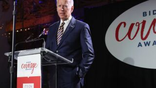 Joe Biden slams Trump's comments on his Ukraine dealings