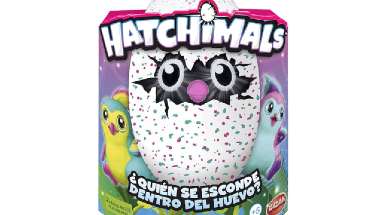 Hatchimals coming to Toys R Us, Target on Sunday