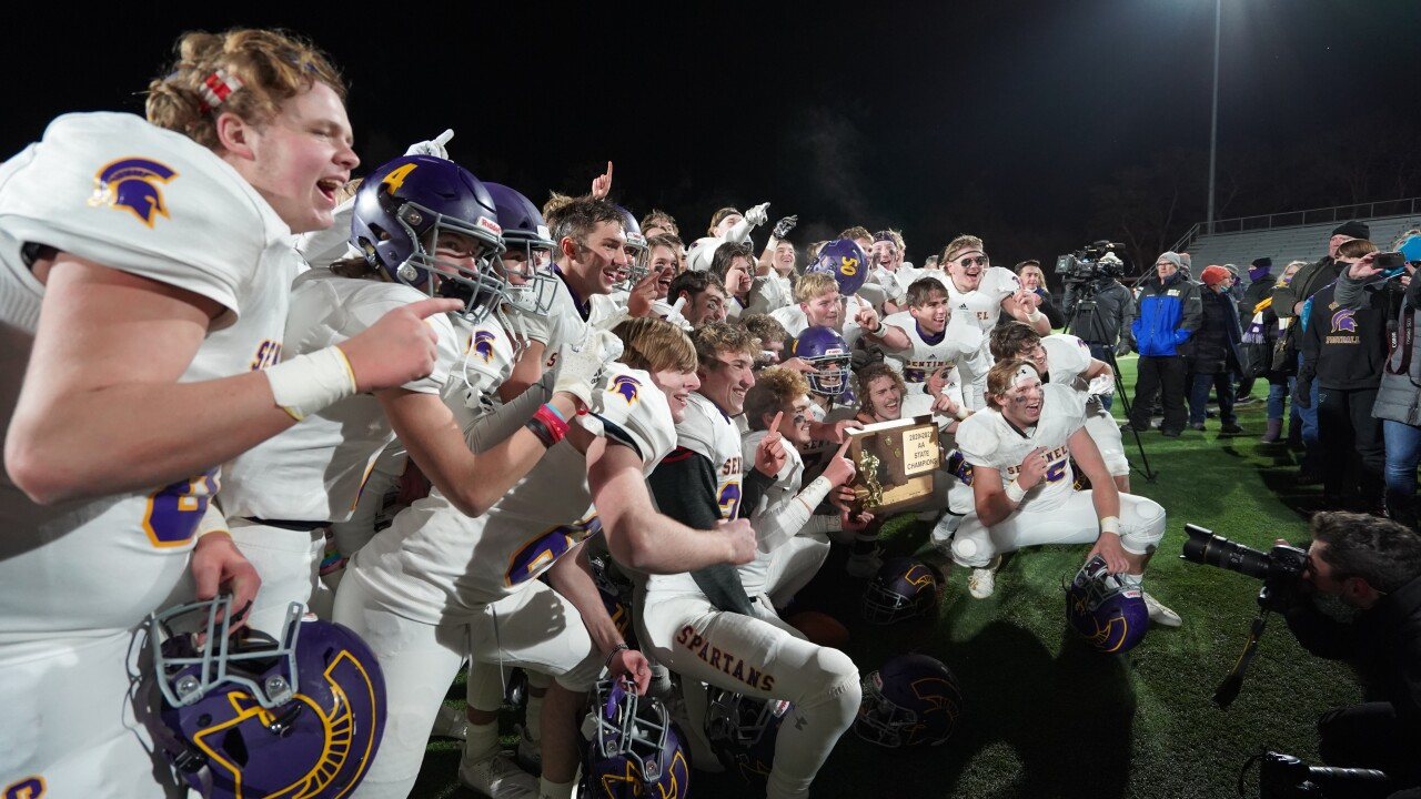 Missoula Sentinel football champs