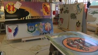Killeen artist leaves another mark on CTX with mural for City of Nolanville