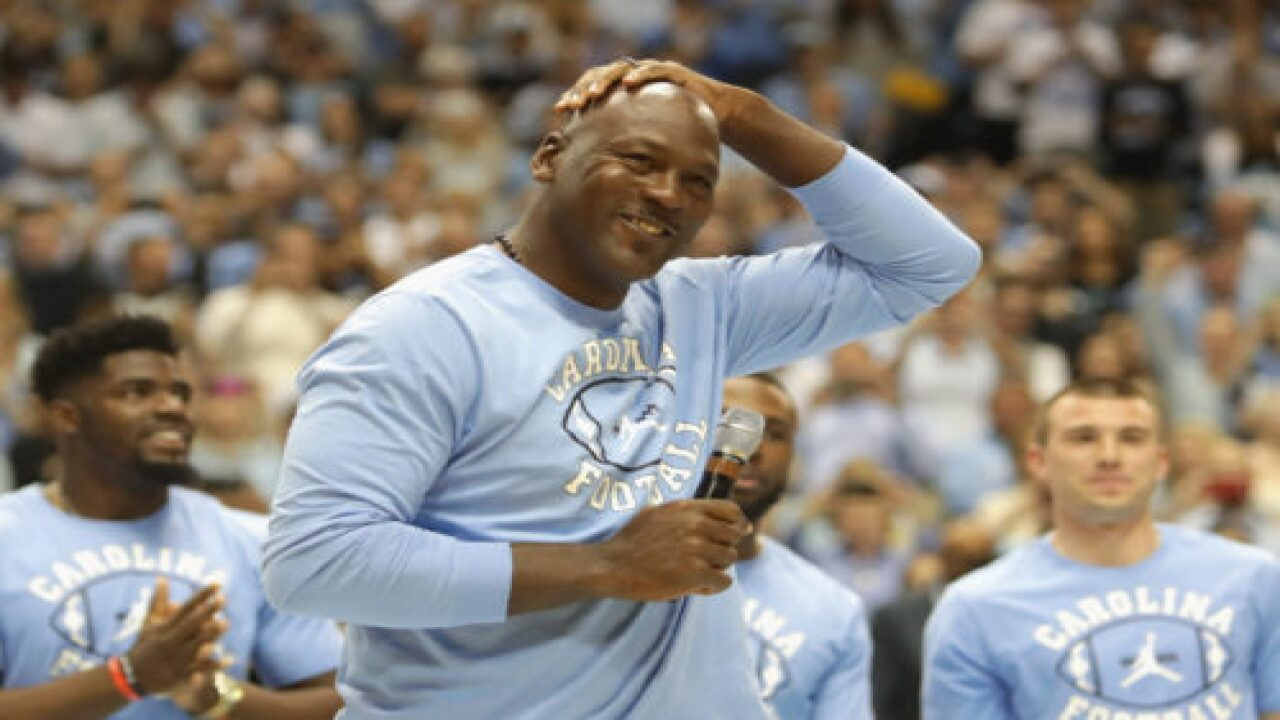 Michael Jordan Just Opened A Medical Clinic For Low-income Families