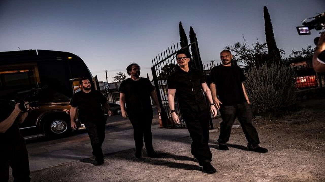 "BOO! ""Ghost Adventures"" visits haunted AZ spots"