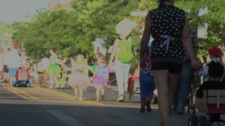 85th annual Pet and Doll Parade puts heroic twist on tradition