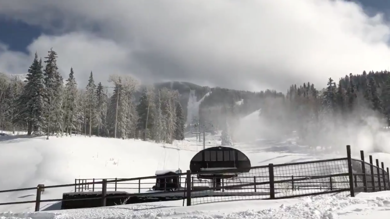 Arizona Snowbowl, Sunrise Park Resort open this weekend: Here is everything you need to know