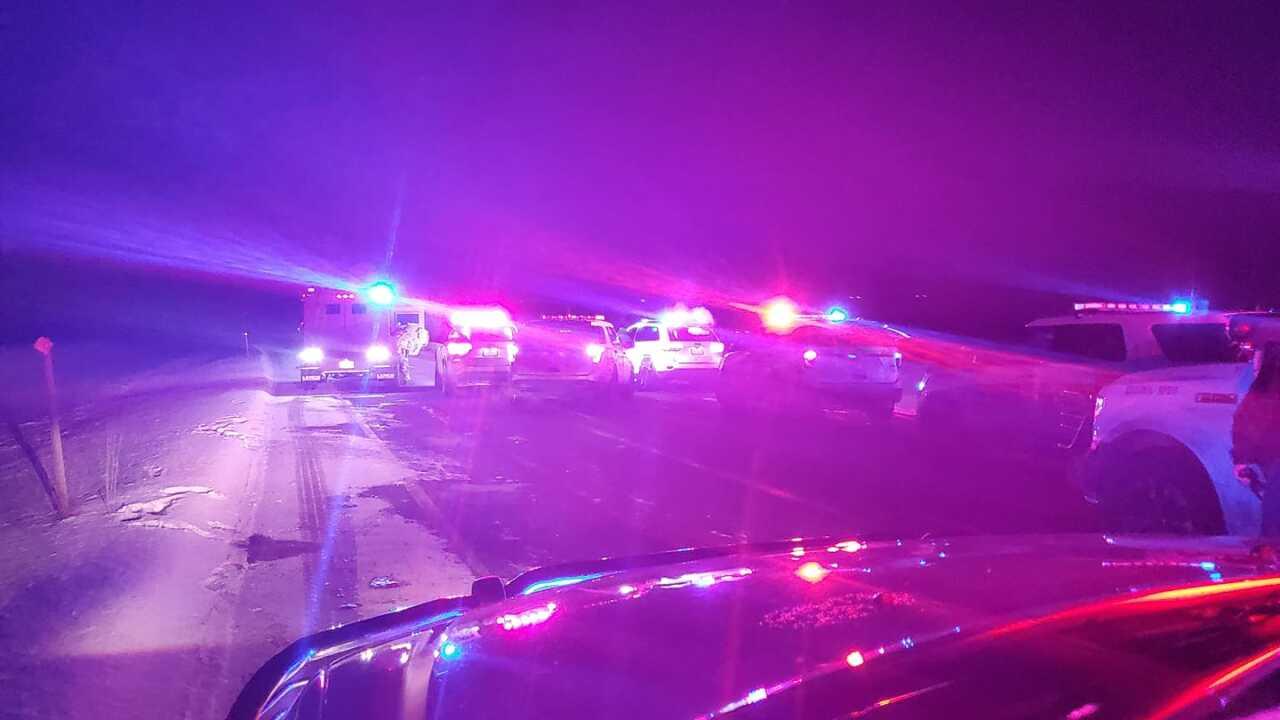 Powell Count Law Enforcement Incident