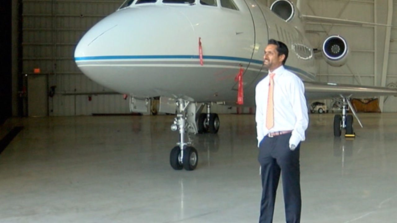 PBIA private jet businesses prepare for presidential visits