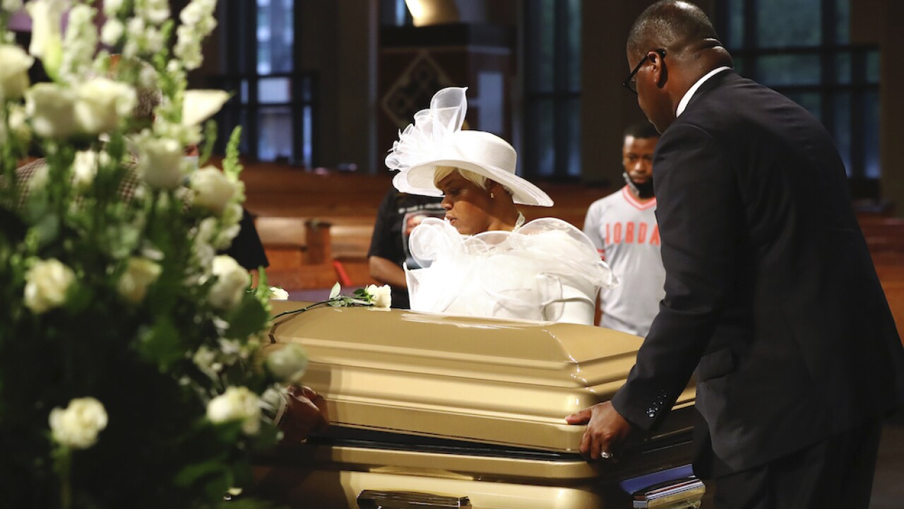Rayshard Brooks' funeral to be held in church formerly pastored by Rev. Martin Luther King