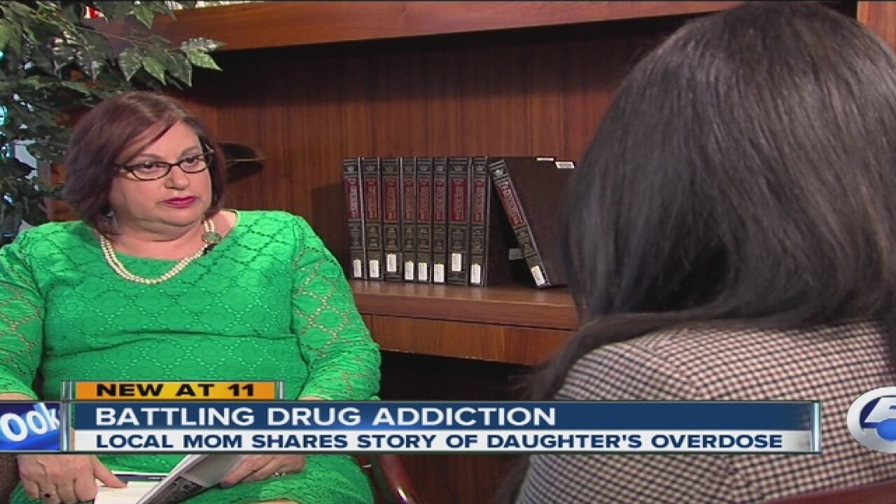 When Heroin Hits Home: A mom's fight for answers