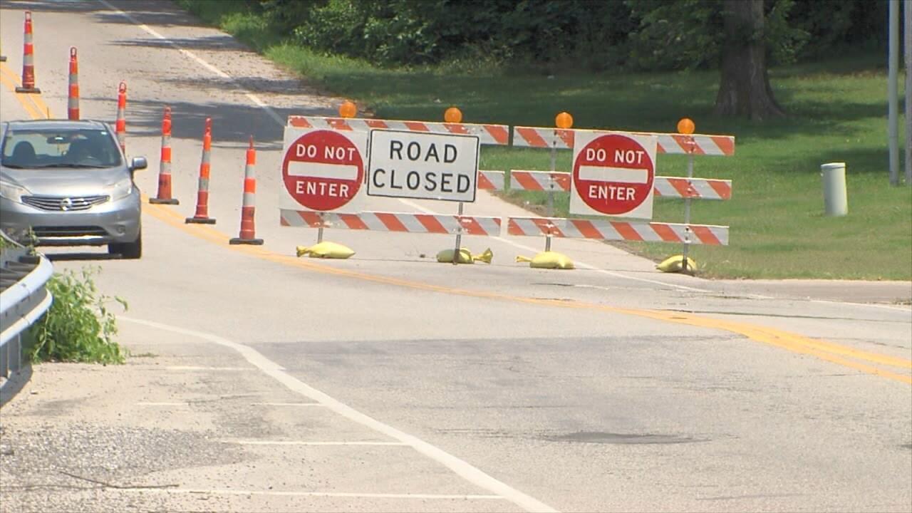 91st Street bridge repair