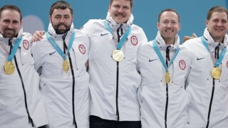American men win Olympic curling gold