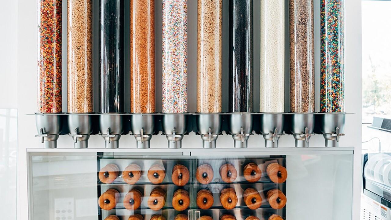 Krispy Kreme Redesign