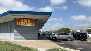Gold Exchange robbery attempt