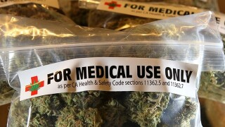 Veterans use medical marijuana to combat serious mental health issues