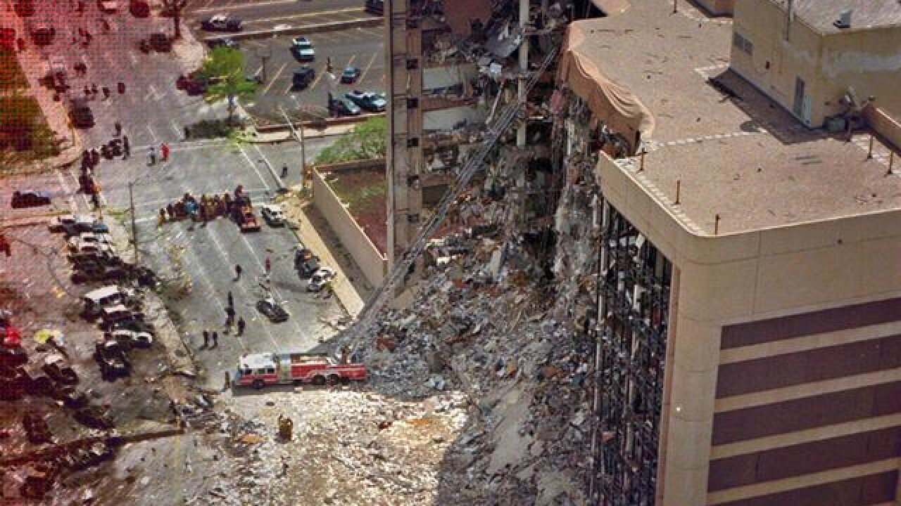 Live:  23rd memorial service for Alfred P. Murrah Federal Building bombing