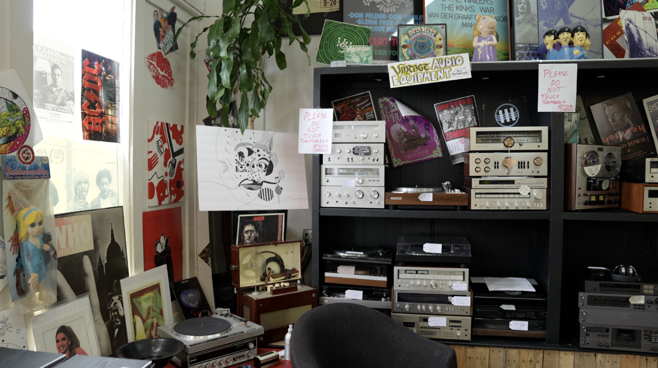 The Record Lounge