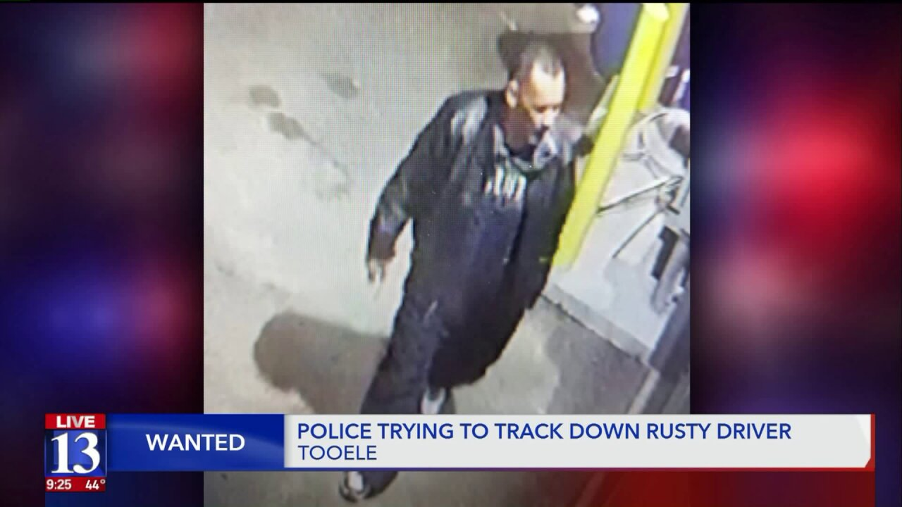 Wanted: sporting goods thefts and a rustyride