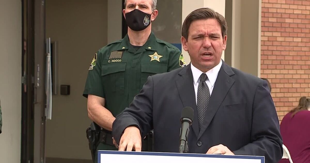 2 Pasco County Walgreens will offer COVID-19 vaccines, DeSantis says