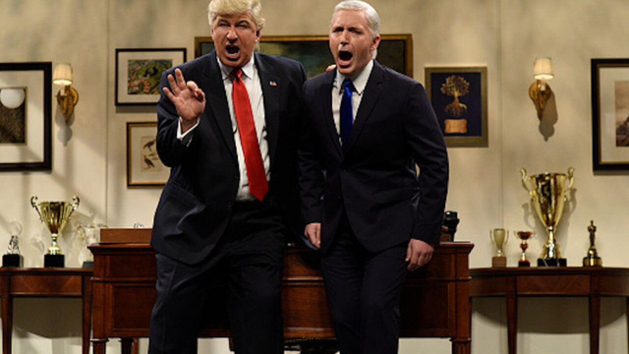 Baldwin, Trump get into Twitter exchange after SNL skit