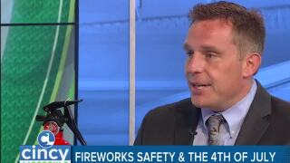 Safety Tips for 4th of July Fireworks