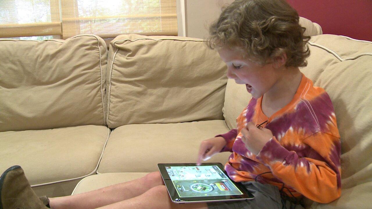 Report finds younger children prefer tablets overtelevision