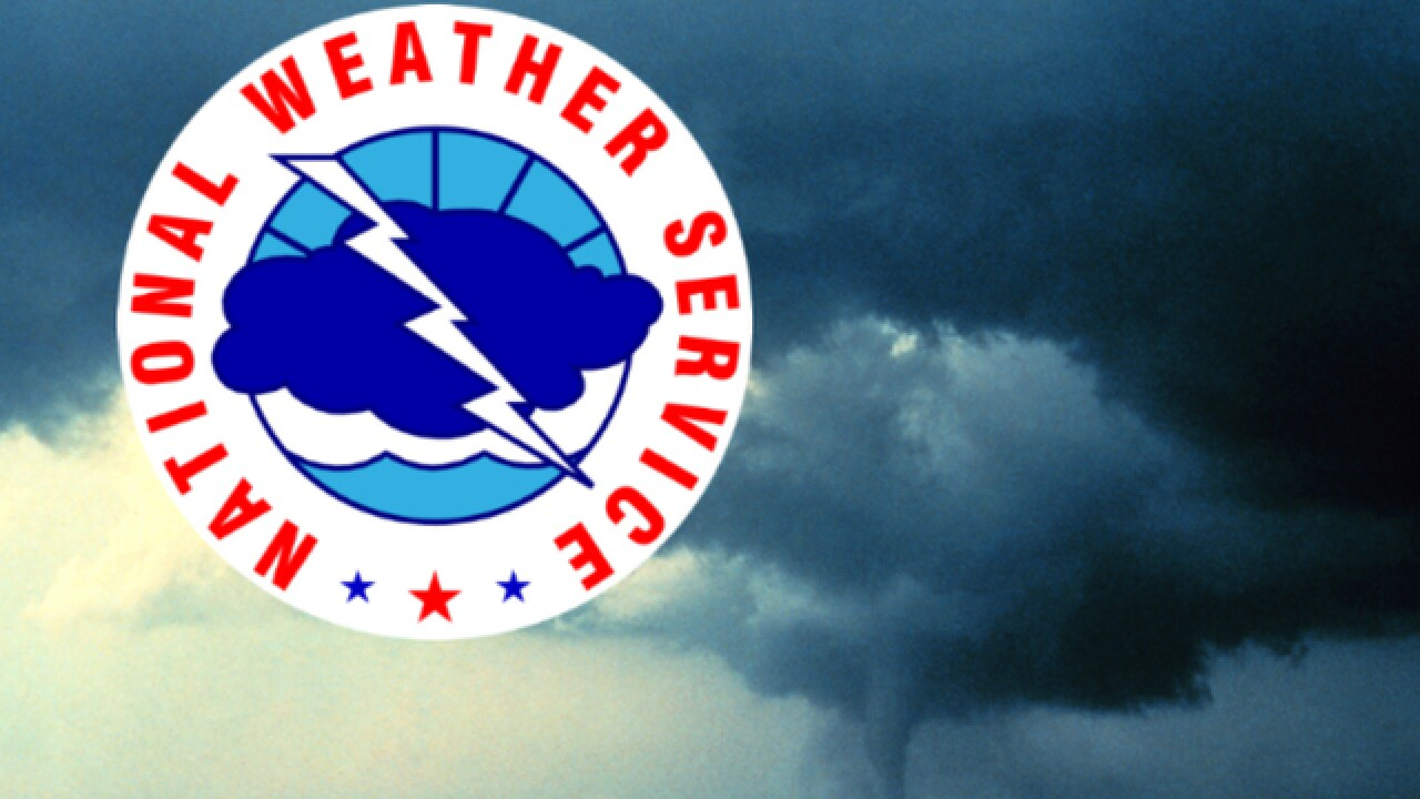 The National Weather Service will stop yelling
