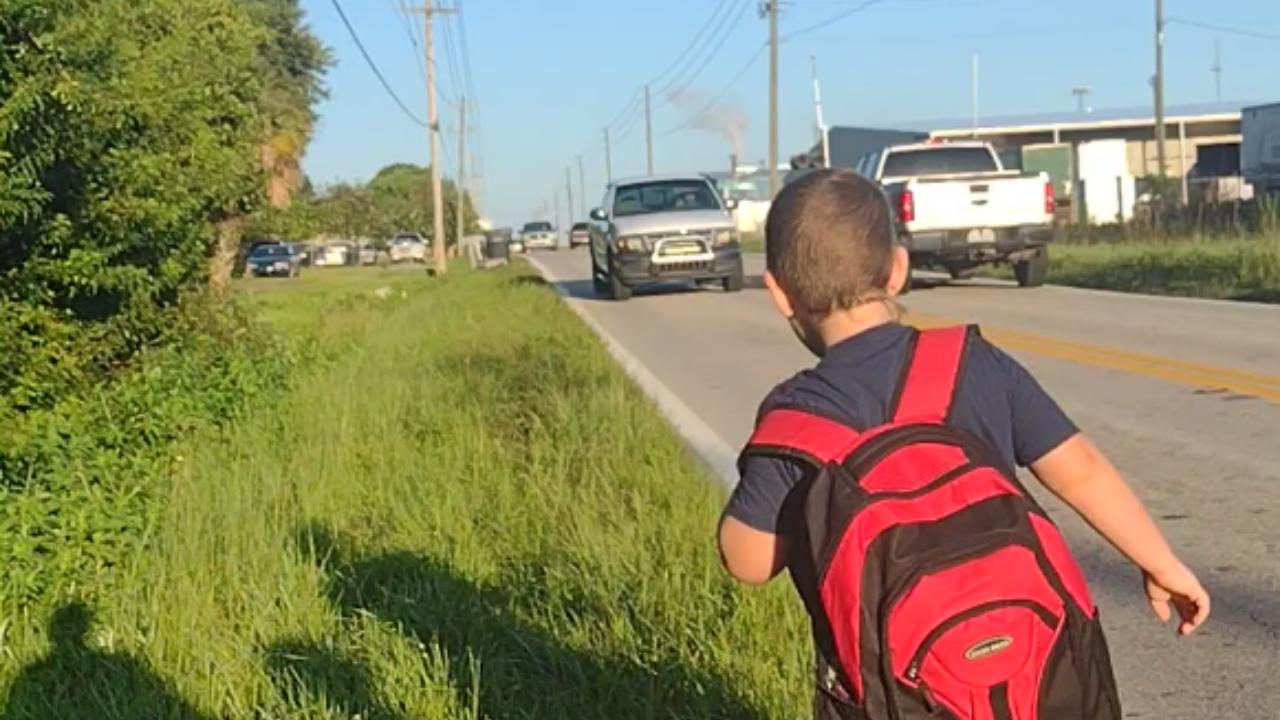 lakeland mom walk to school GMTB.png