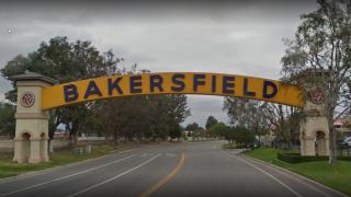 Bakersfield City Sign