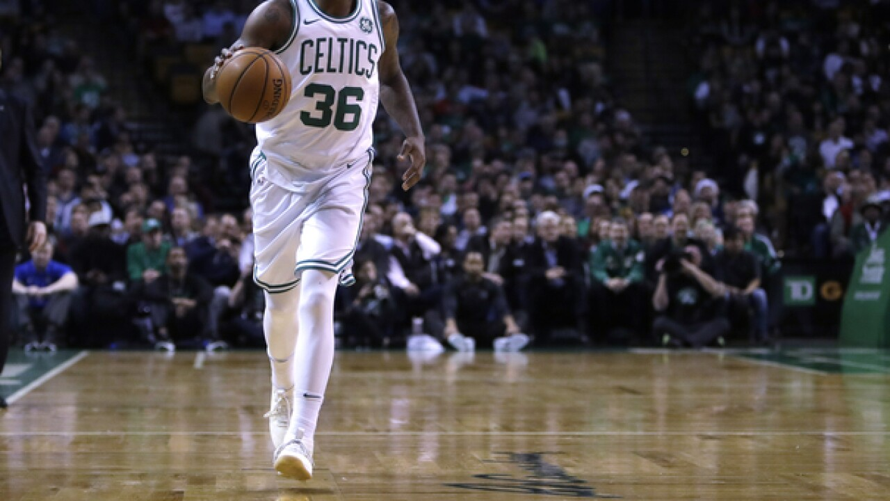 Celtics re-sign Marcus Smart to 4-year, $52 million deal