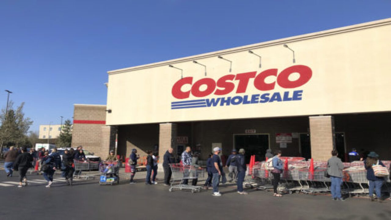 Costco Will Require Customers To Wear Face Masks