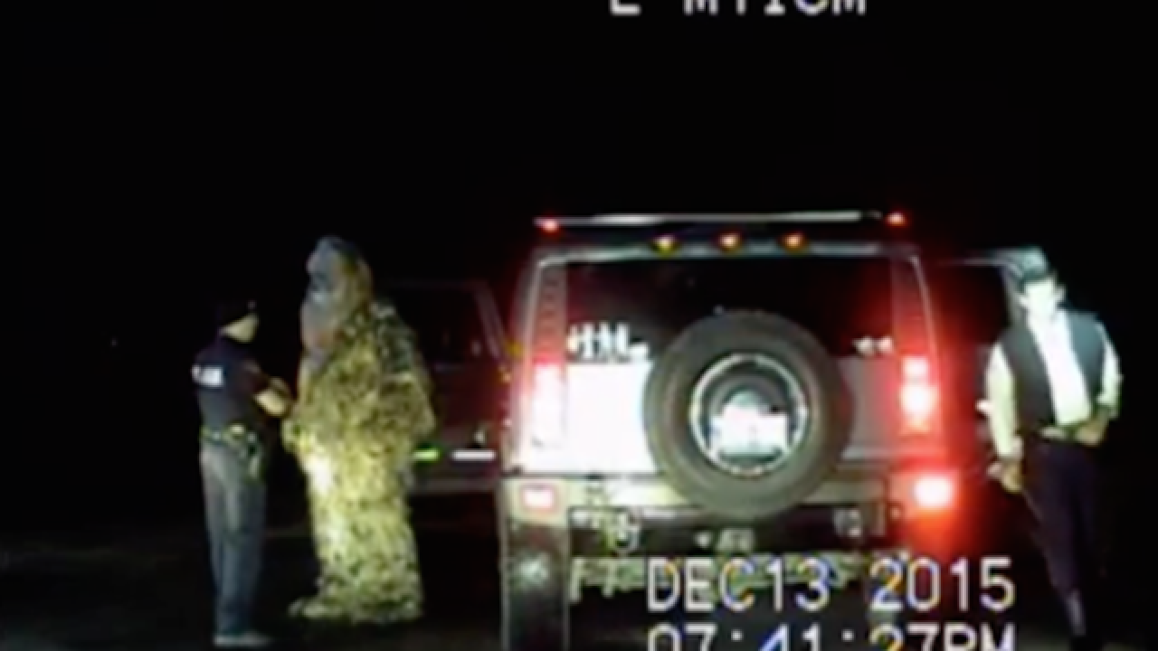 Texas police pull over Star Wars characters