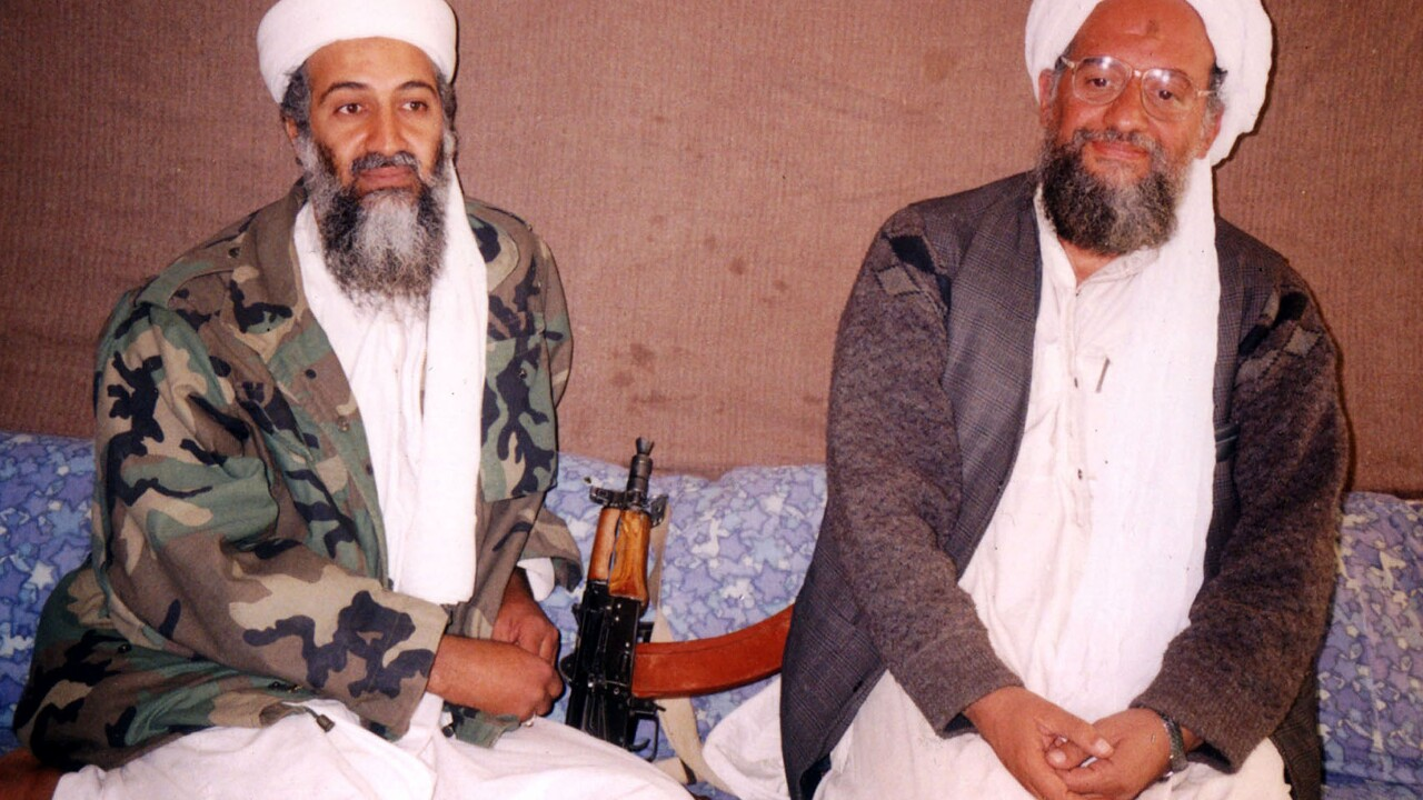 Osama bin Laden Interviewed