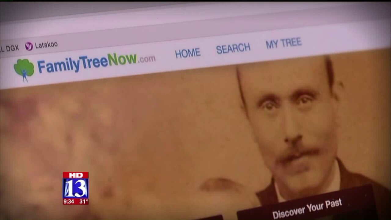 Free genealogy website may reveal living people's personalinformation