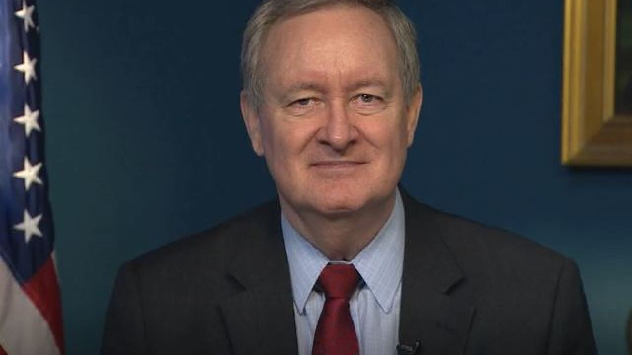 Senator Mike Crapo votes to confirm Kavanaugh to US Supreme Court