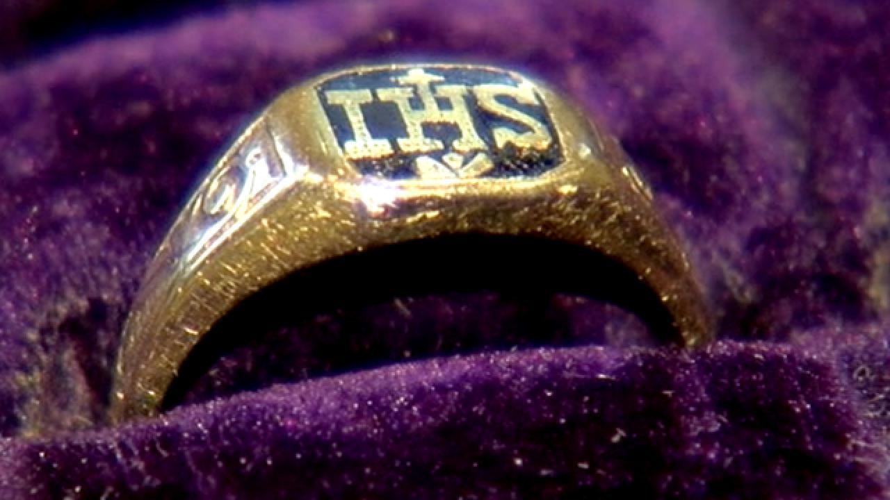Over 100 memorial rings stolen from monastery