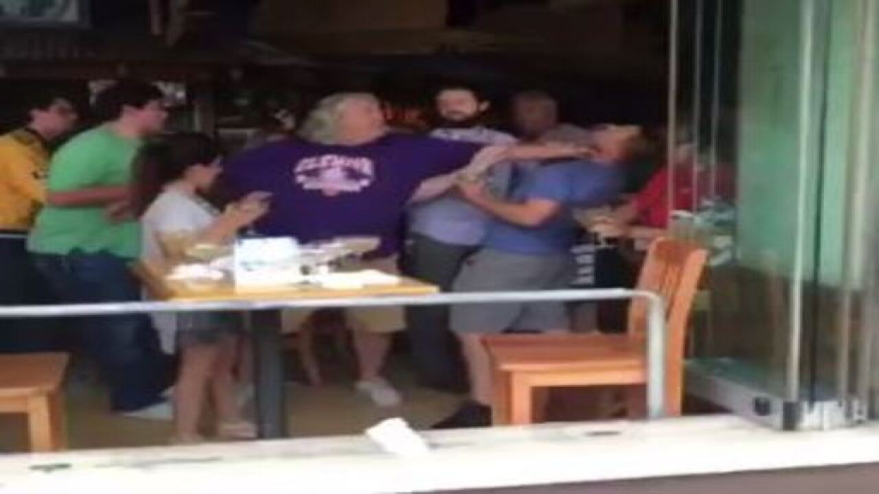 Rex and Rob Ryan involved in bar scuffle caught on video