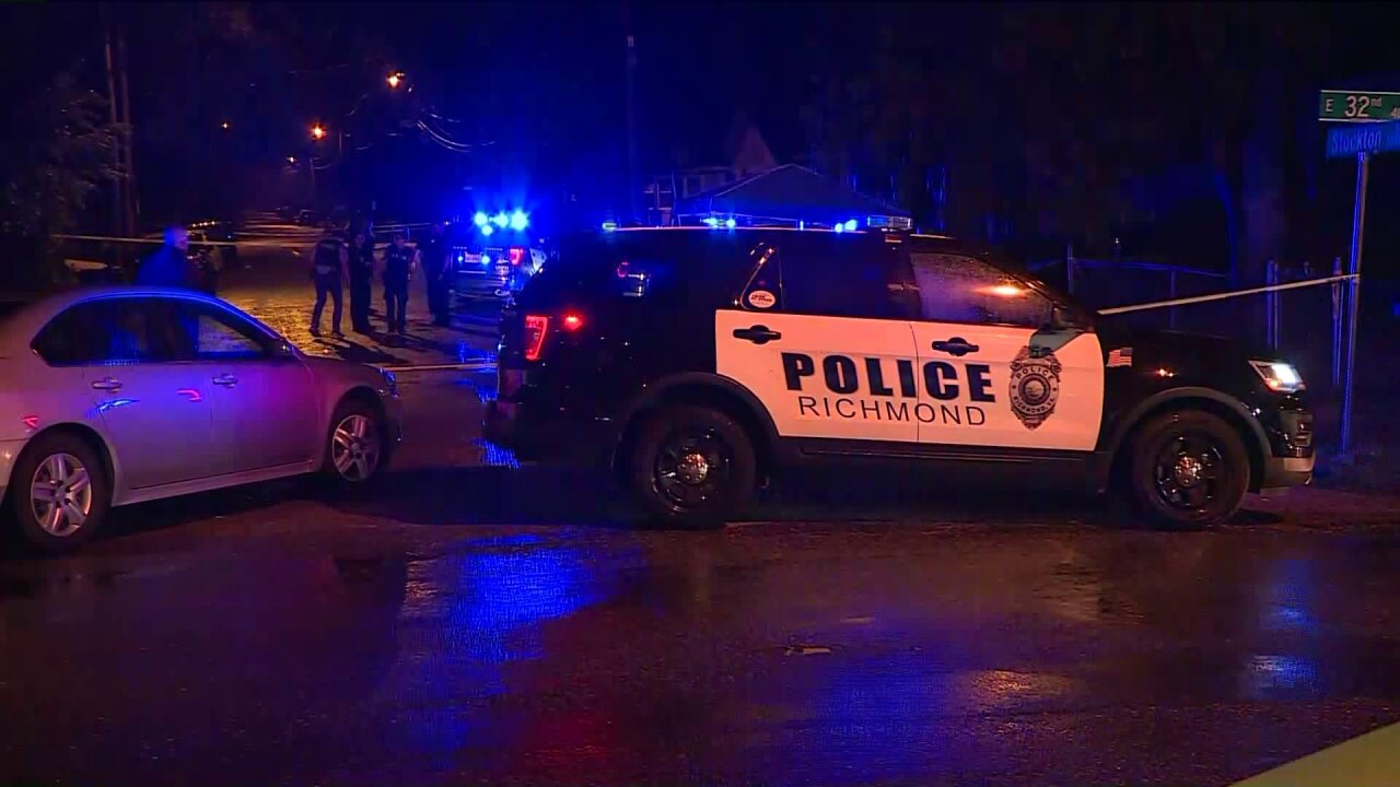 Police identify man killed in Richmond doubleshooting