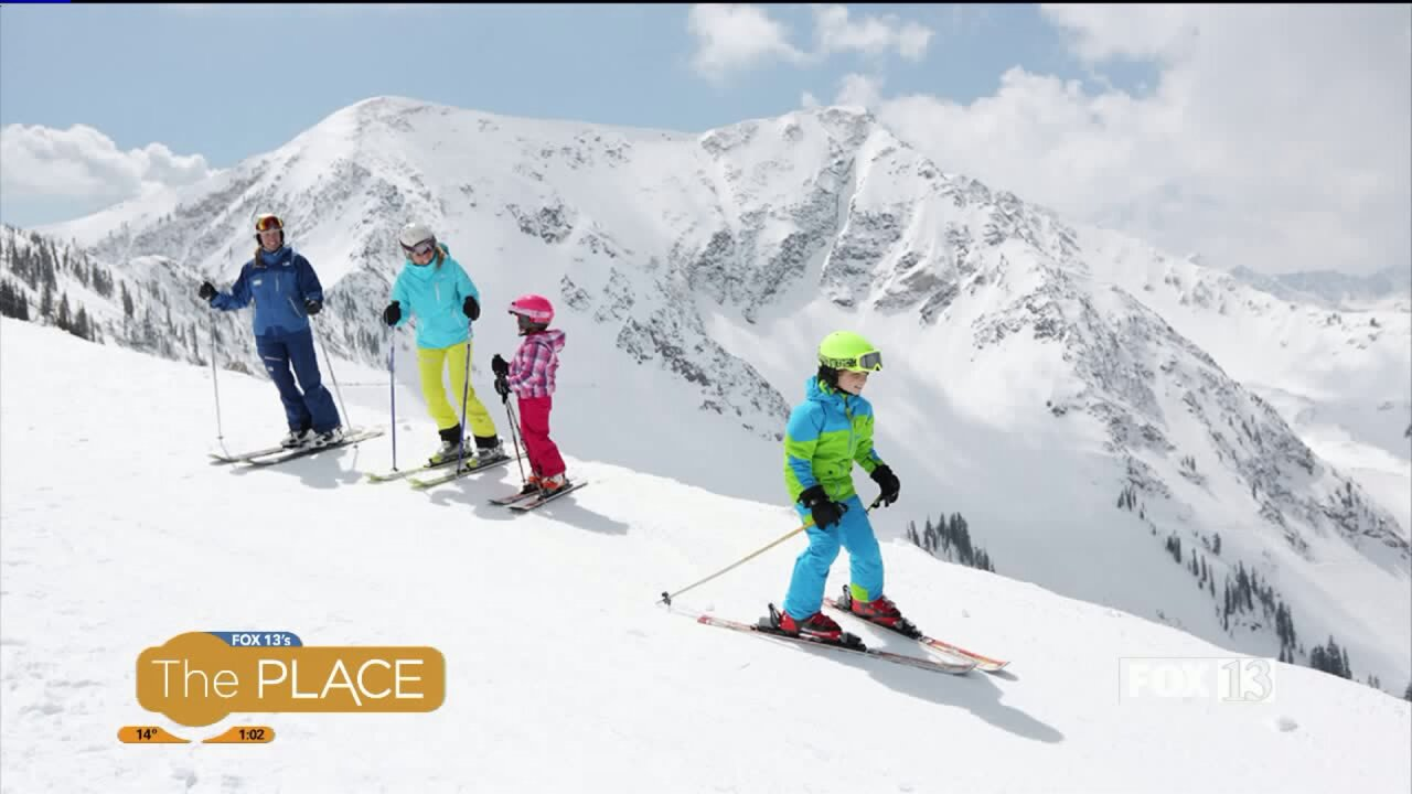Learn to ski in Utah the entire month of January for just $45!