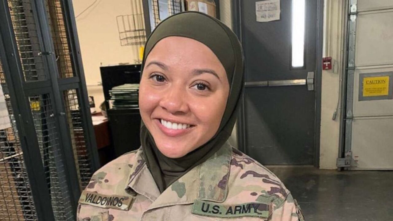 Muslim US soldier to file civil rights lawsuit after superior removed her hijab