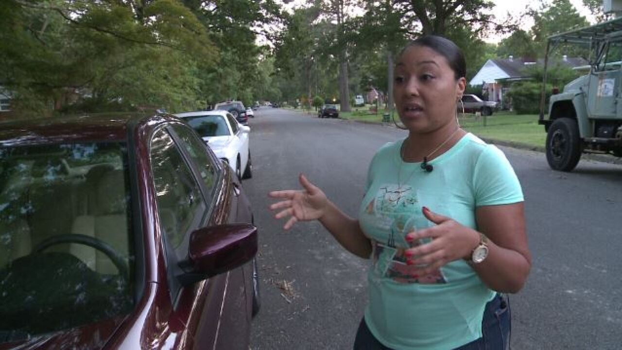 Woman says man pointed shotgun at her, waved Confederate Flag: 'I was terrified'