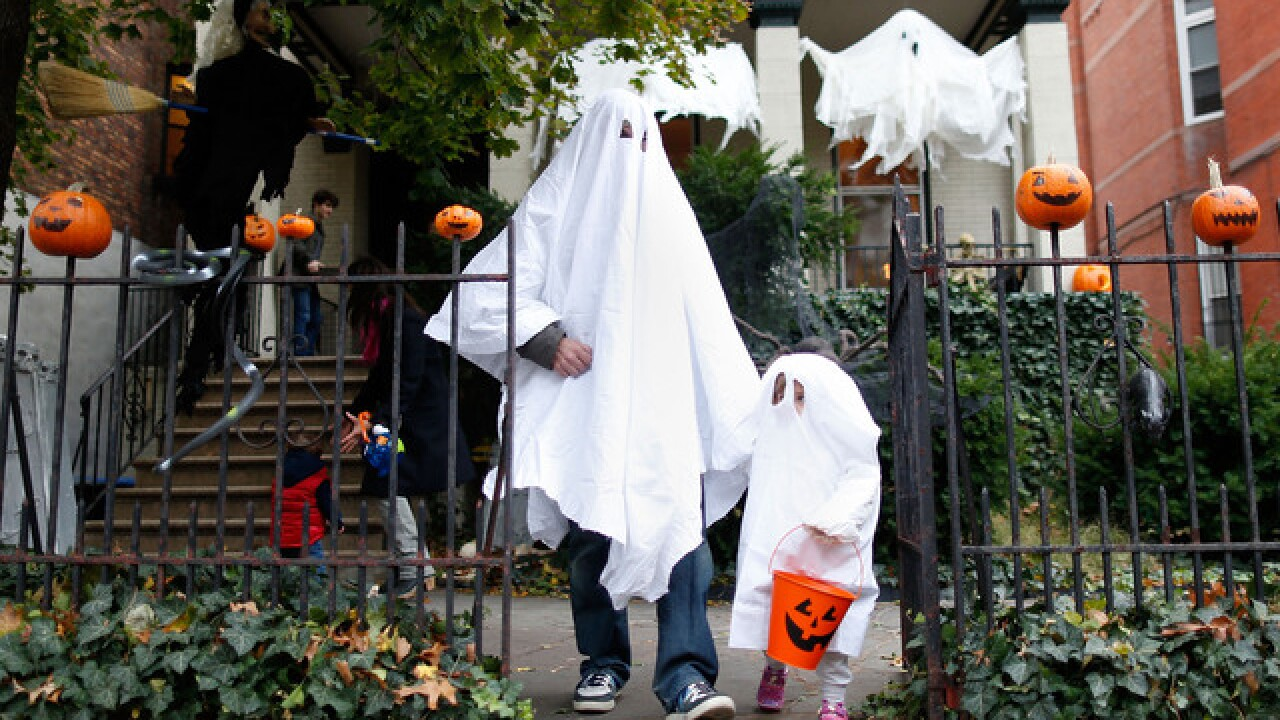 Halloween 2017 Trick Or Treat Dates Times For Southeast Wisconsin