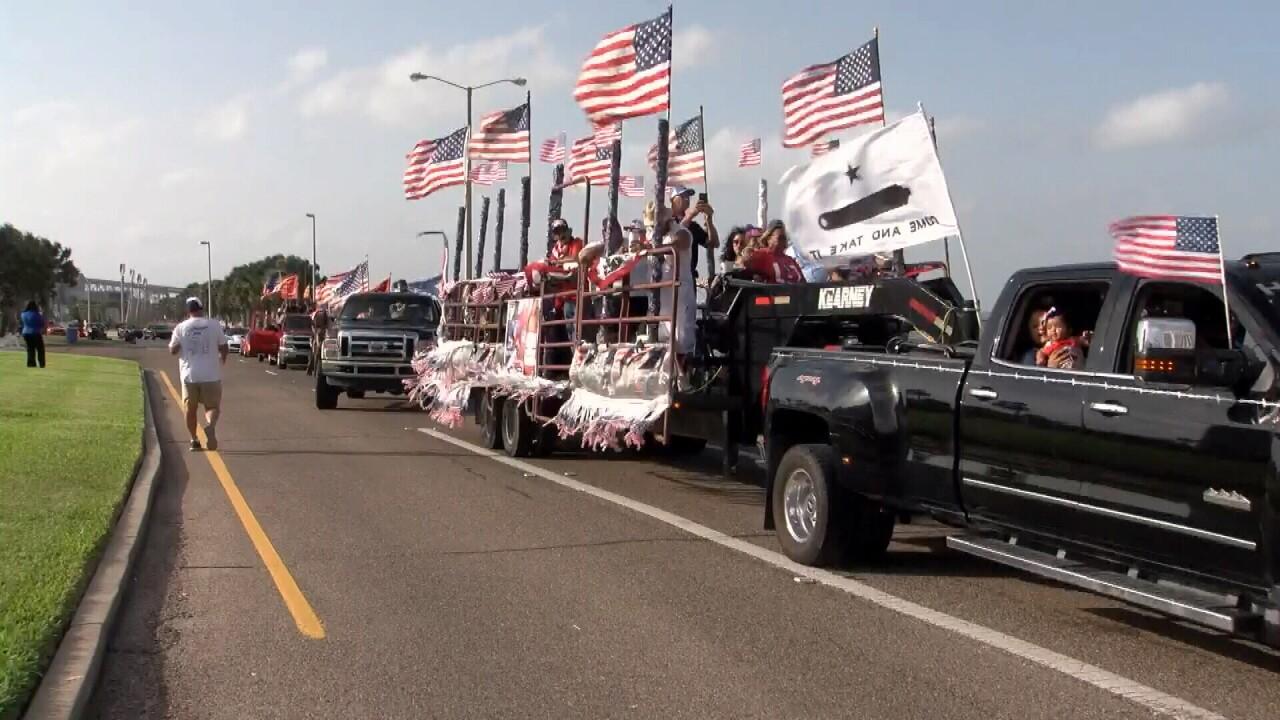 The Flint Hills Patriotic Parade